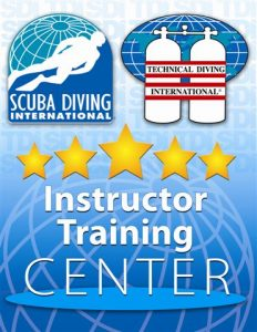 TDI Five Start Instructor