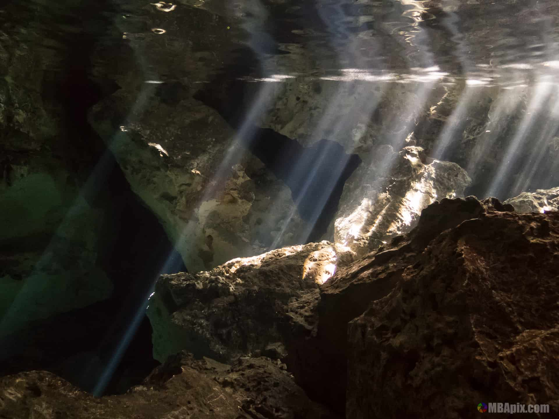 Cenote Lights